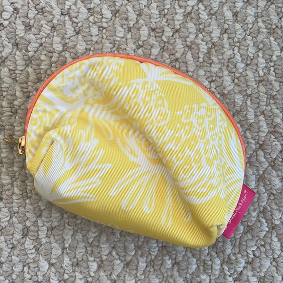 Lilly Pulitzer target cosmetic bag